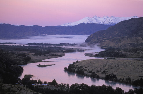 Rio Baker near Cochrane, Chile - 00800HS