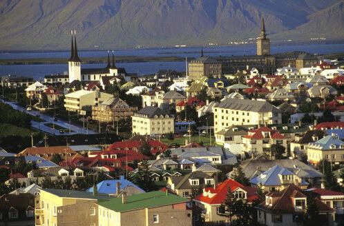 Reykjavik, Iceland - 00796HS