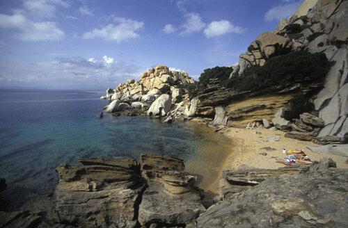 Italy, Sardinia, Capo Testa - 00666HS