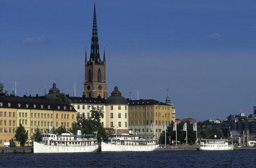 Stockholm, Sweden - 00646HS