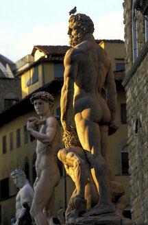 Piazza della Signoria, Florence, Italy - 00375HS