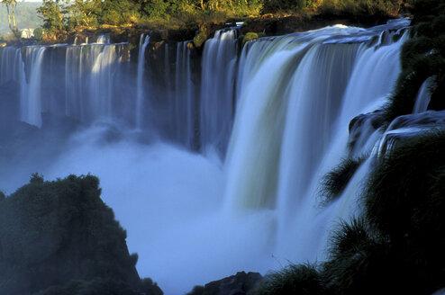 waterfalls Iguazu, Argentina - 00099HS