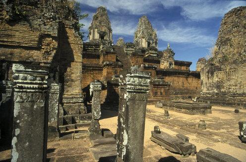 Pre Rup Tempel, Angkor Wat, Kambodscha - 00030MB