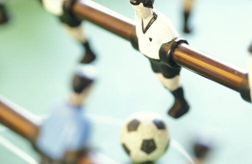 Table football, close-up - 00579AS