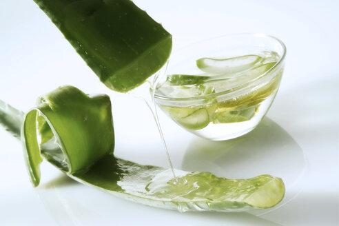 Gel from Aloe leaf - 00694CS-U