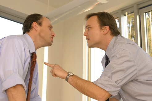 Two business men in office - 00095CK