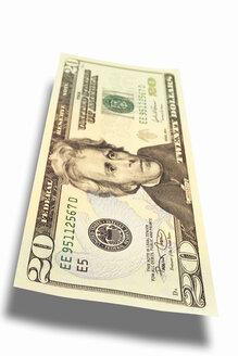 Twenty Dollars notes - 01623CS-U