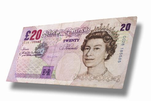20 British Pound - 01617CS-U
