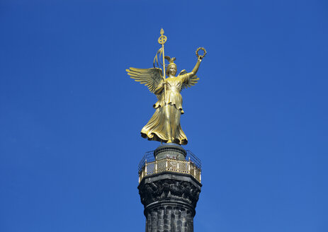 Germany, Berlin, Angel of Peace, Friedensengel - PEF00431