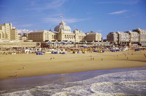 Netherlands, Zuid Holland, Scheveningen, Wellness resort - MSF01640