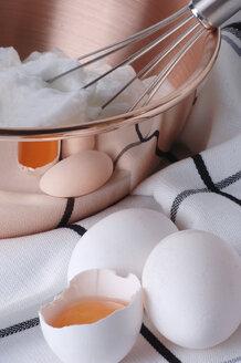 Eggs and whisked egg white - LRF00008