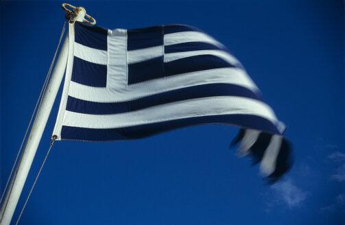Greek national flag - PMF00379