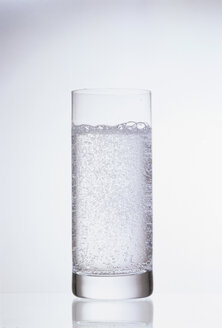 Glass of mineral water - MB00545
