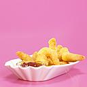 Fried prawns with dip - WESTF00419