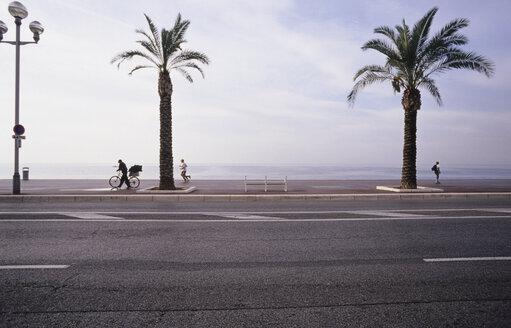 France, Nice, Quai des Etats Unis - MS01882