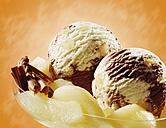 Pear chocolate ice cream - 03487CS-U