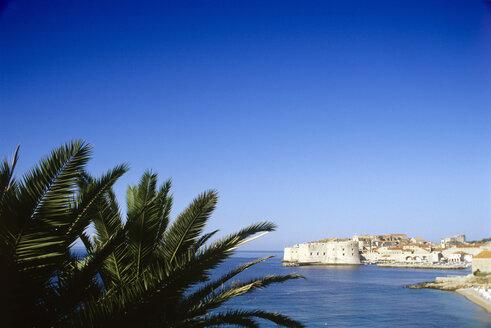 Croatia, Dubrovnik, view of Old Town - LFF00018