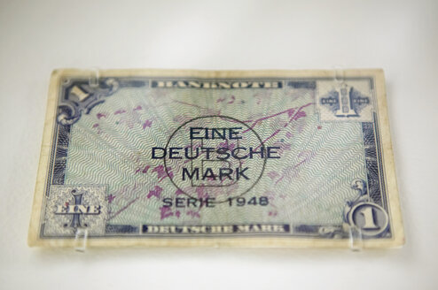 Banknote, one german Mark, 1948 - THF00285