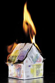 Single house of Euro notes - 05304CS-U
