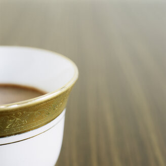 Cup of hot chocolate, detail - COF00081