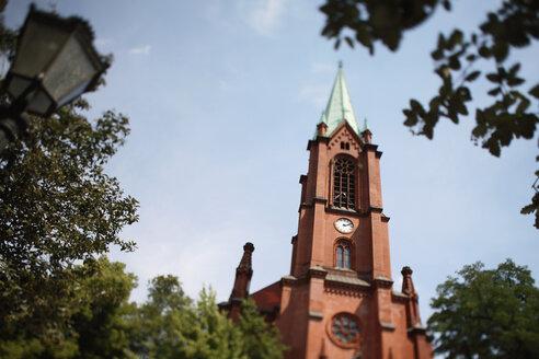 Germany, Berlin, Getsehmane Church - CHKF00173