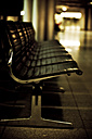 Bench in waiting hall - DW00012