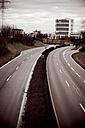 Multi-lane road - DW00006