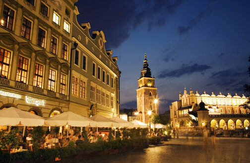 Poland, Cracow, Cathedral, Unesco World Heritage Site - GWF00409