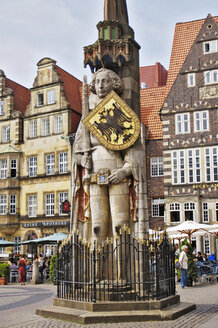Germany, Bremen, old town - MB00649