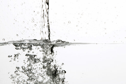 Pouring water, close-up - THF00457