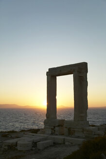 Greece, Naxos, Apollo temple - MRF00831