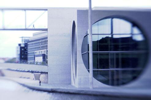 Germany, Berlin, Marie-Elisabeth-Lüders building - KM01016