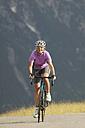 Racing cyclist on the way - MRF00882