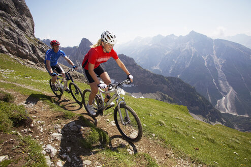 Mountain biking - MRF00864