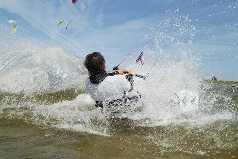 Kite-boarder - PKF00078