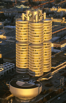 Germany, Bavaria, Munich, BMW Headquarter - HS01016