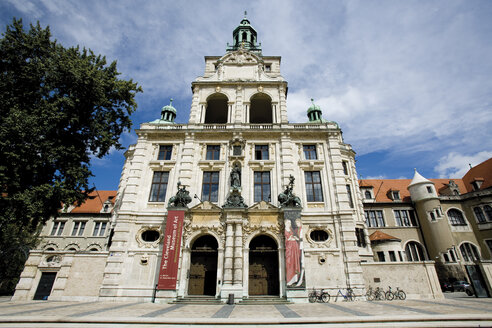 Germany, Bavaria, Munich, Bavarian National Museum - 07947CS-U