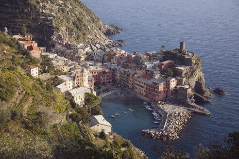 Italy, Liguria, Vernazza - MRF01016