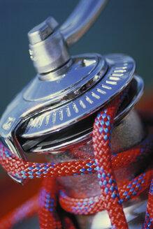 Sail winch, close  up - HKF00080