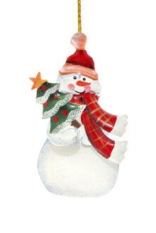 Christmas decoration, snowman - MUF00329