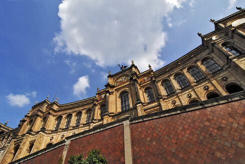 Germany, Bavaria, Munich, Maximilianeum, Parliament of Bavaria - MB00796
