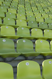 Empty stadium seats - THF00759