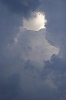 Dark clouds in the sky - 00005LFF-U