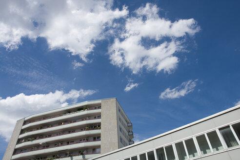 Germany, Bavaria, Munich, Apartment Building - LFF00138