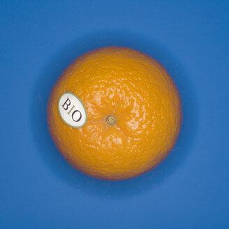 Organic Orange, elevated view - MUF00499