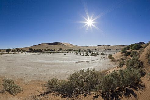 Africa, Namibia, Sossuvlei, landscape - FOF00953