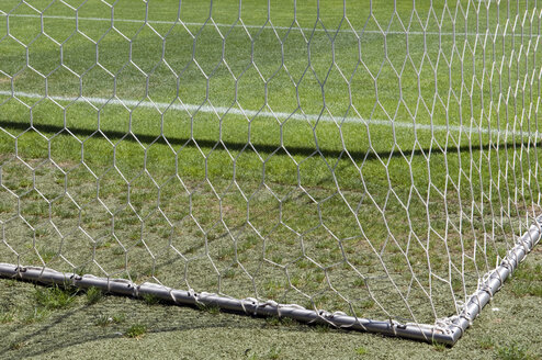 Soccer Goal, close-up - AWDF00055