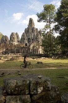 Cambodia, Angkor, Bayon Temple - GA00088