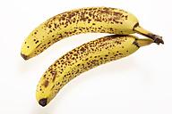 Ripe Bananas, elevated view - THF00952