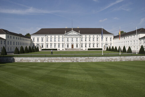 Germany, Berlin, Bellevue Castle - PM00739